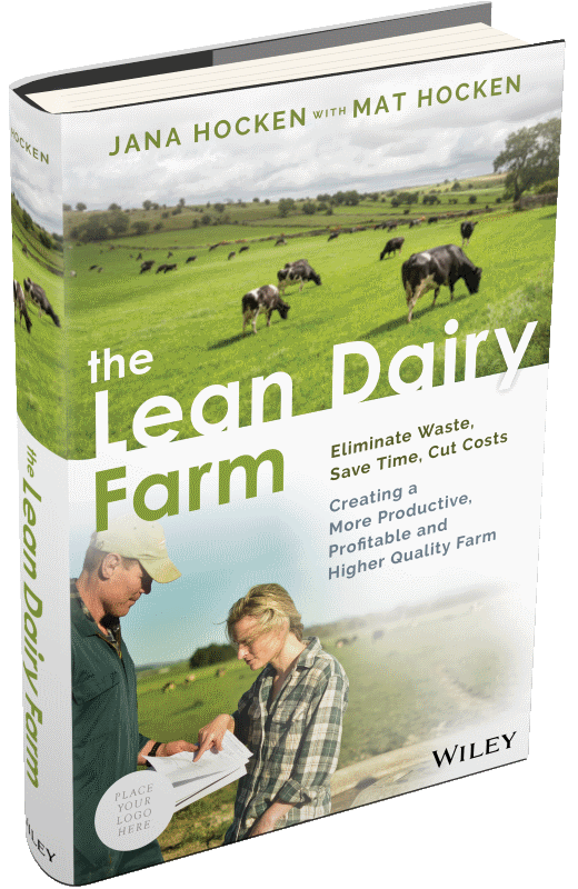 Lean Dairy Farm Cover